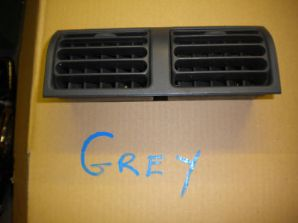 peugeot 205 1.9 1900 gti center dash vent phase 2 grey